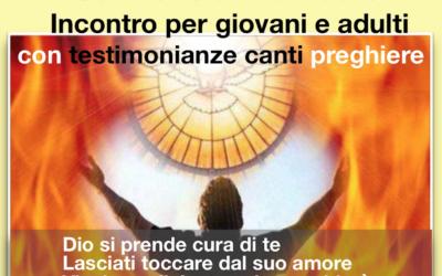 Incontri testimonianze per una Vita Nuova nello Spirito Santo