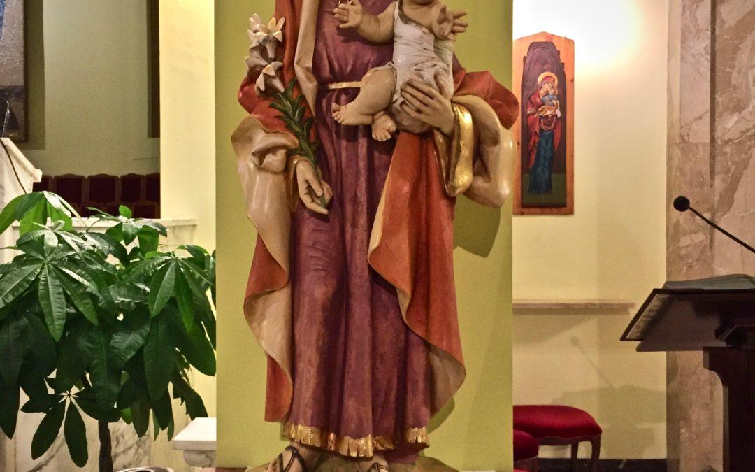 Il mese di San Giuseppe