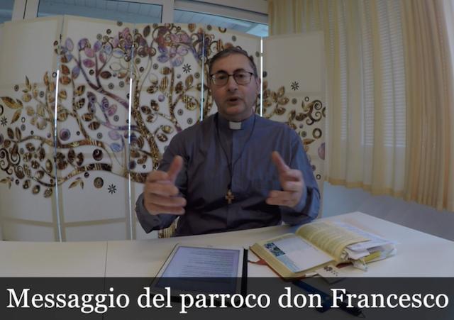 Messaggio del parroco per la quaresima