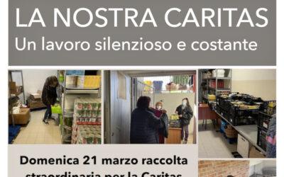 Raccolta straordinaria Caritas